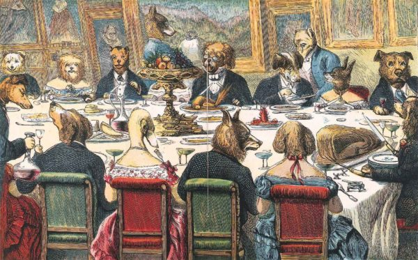 January 26th - Old Fashioned Family Dinner