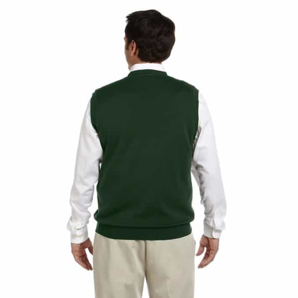 Club V-Neck Sweater Vest 3