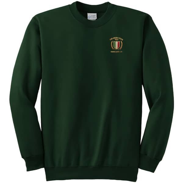 Club Crew Neck Sweatshirt 1