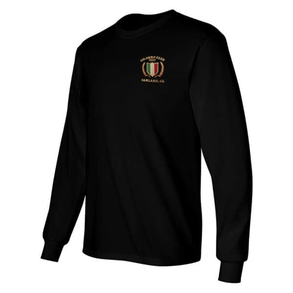Colombo Club Long Sleeved T-Shirt 3